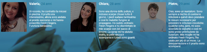 Fresh FIngers Recensione
